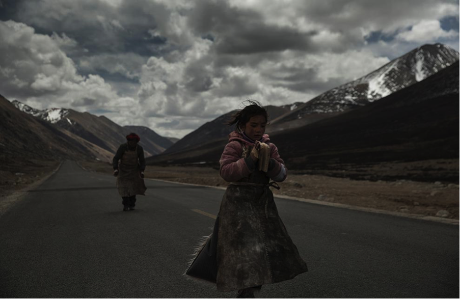Paths of the Soul (Zhang Yang, 2015)