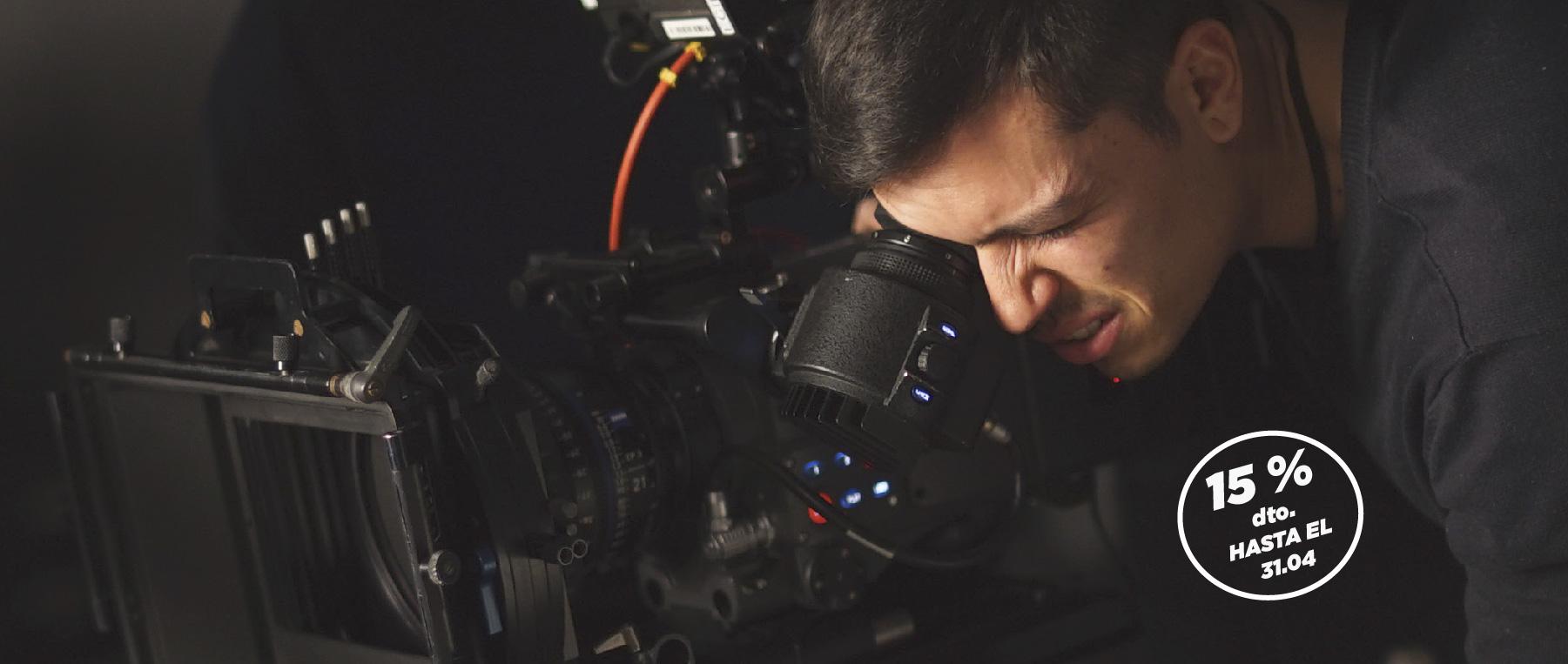 Máster en Dirección de fotografía