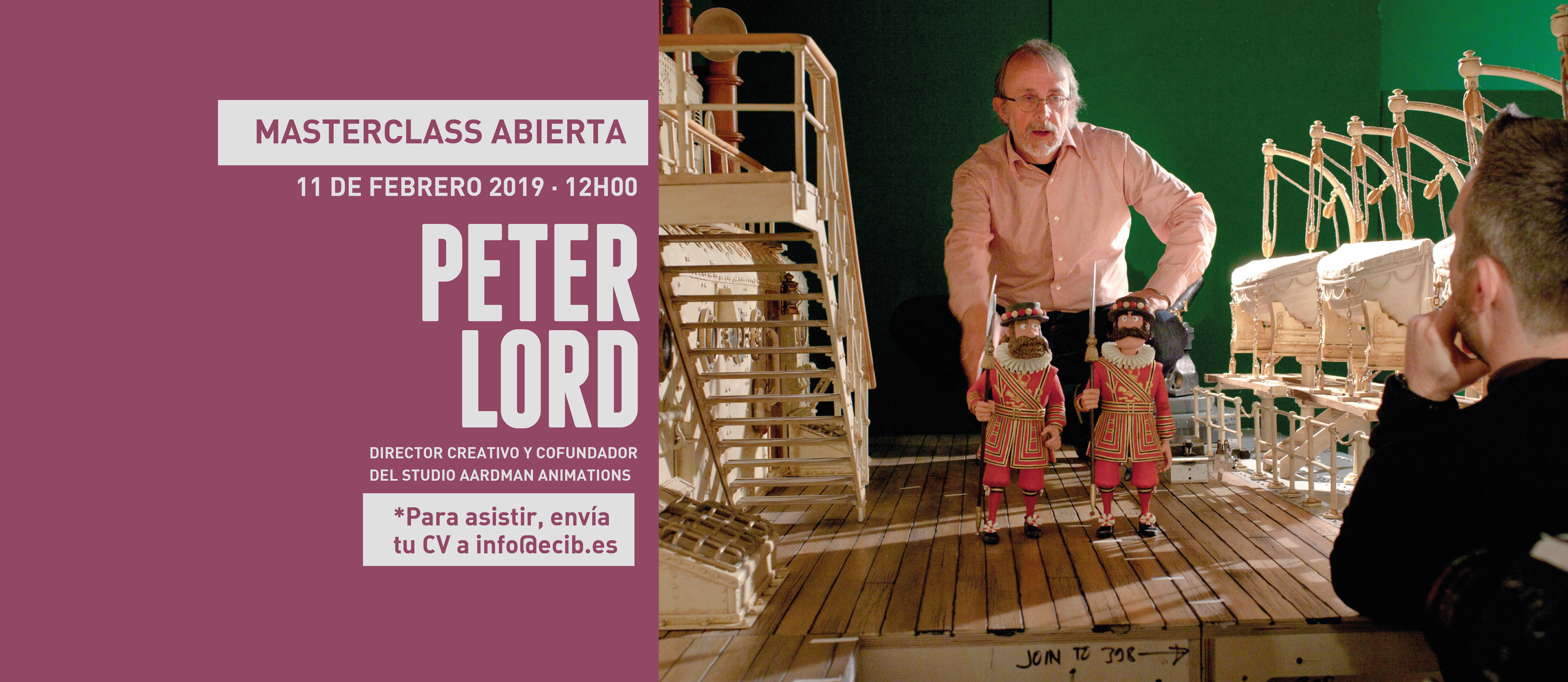Peter Lord